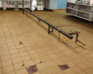 Commercial Kitchen Flooring Alternatives To Ceramic Tiles